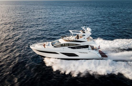 Sea Ray L550 Fly