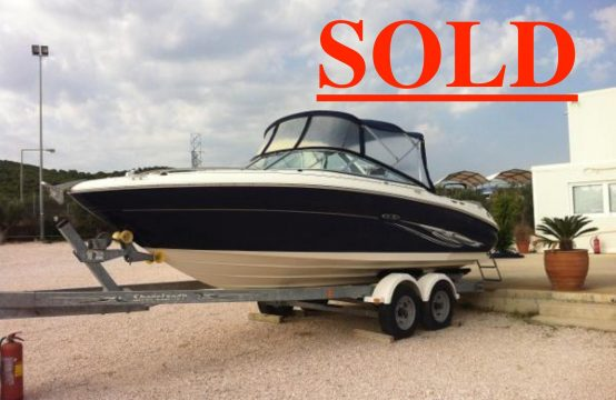 Sea Ray 220 Sun Sport (SSE)