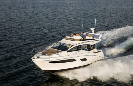 Sea Ray 400 Fly