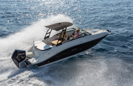 Sea Ray 230 Sun Sport Outboard