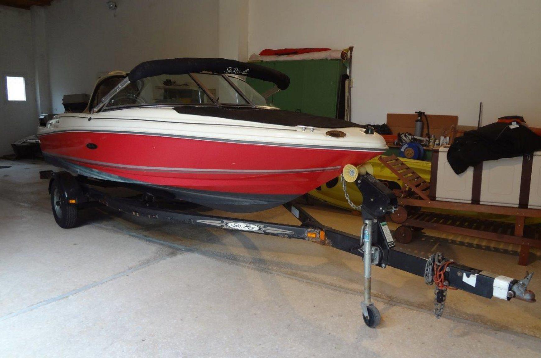 Sea Ray 175 Sport - Kappa Marine Services