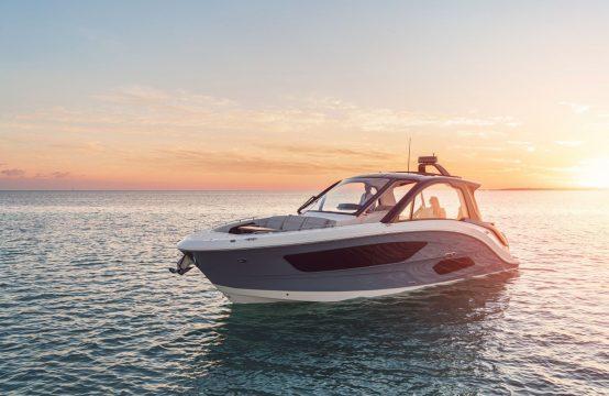Sea Ray 370 Sundancer Outboard