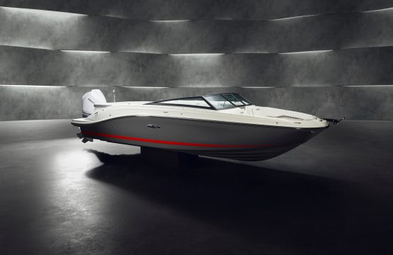 Sea Ray 230 SPX Outboard (Without Engine)